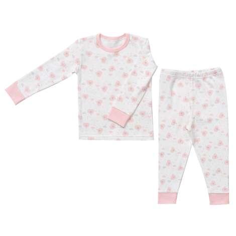 Bebek Pijama Takımı - Pembe 9 - 12 Ay
