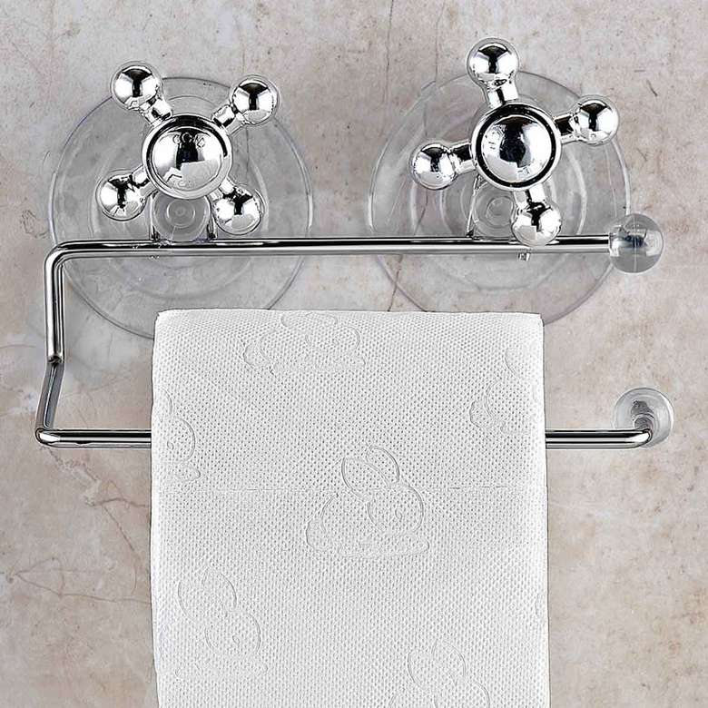 Vakumlu Wc Kağıtlık Banyo Aksesuarları