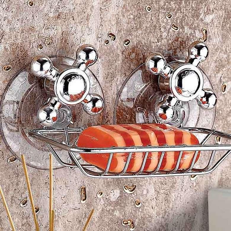 Vakumlu Sabunluk Banyo Aksesuarları