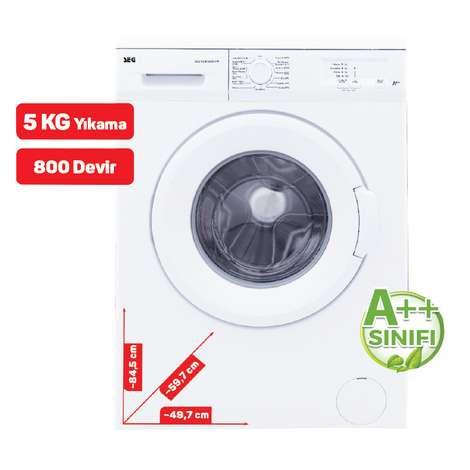 Seg SCM-5800 Çamaşır Makinesi
