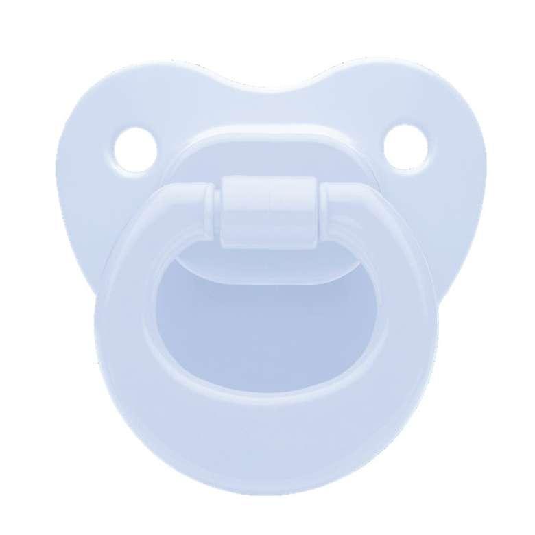 Burda Bebek Emzik 1-2-3 - Mavi 18+ Ay