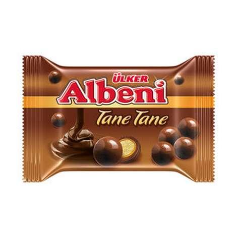 Albeni Tane Tane Draje Bis.karamel 40 G