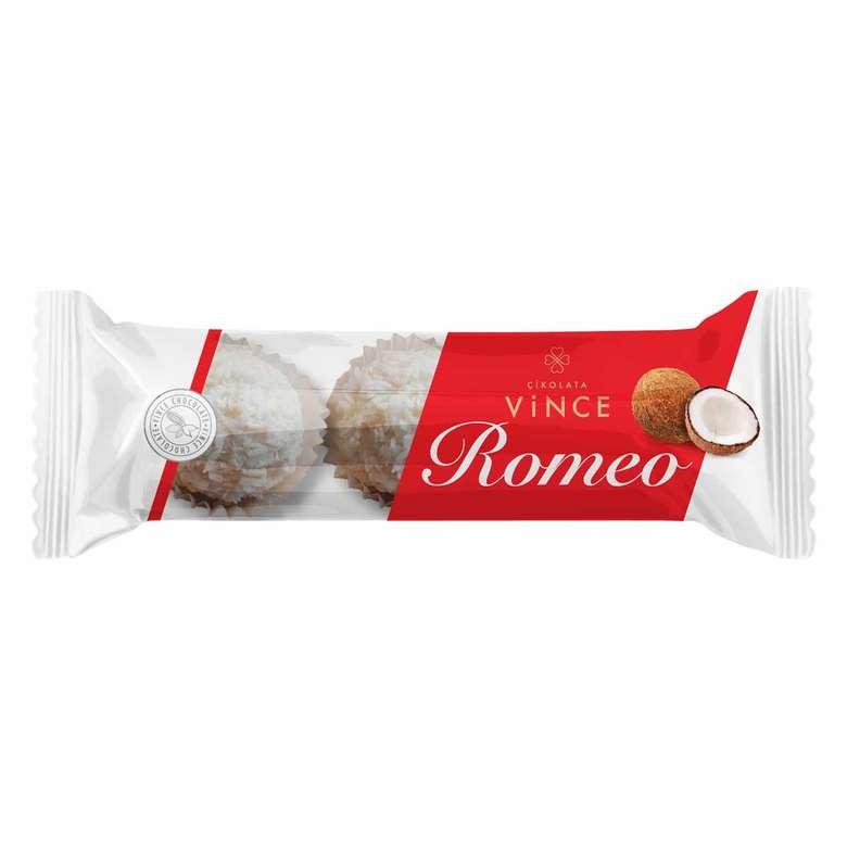Vince Romeo Çikolata Dol. Bademli 3*10 G