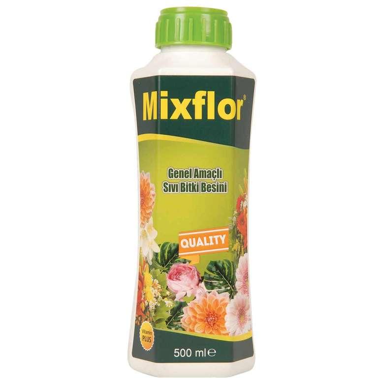 Mixflor Sıvı Bitki Besini 500 ml
