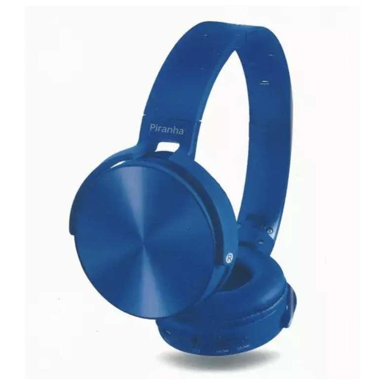 Piranha 2103 Kablolu Kulaklık - Mavi