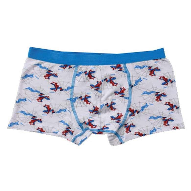 Lisanslı Erkek Çocuk Boxer, Mavi, 11-12