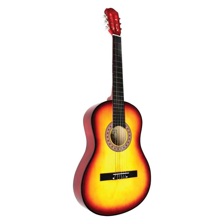 """Jwin CG-3801 38"""" Klasik Gitar - Sarı"""