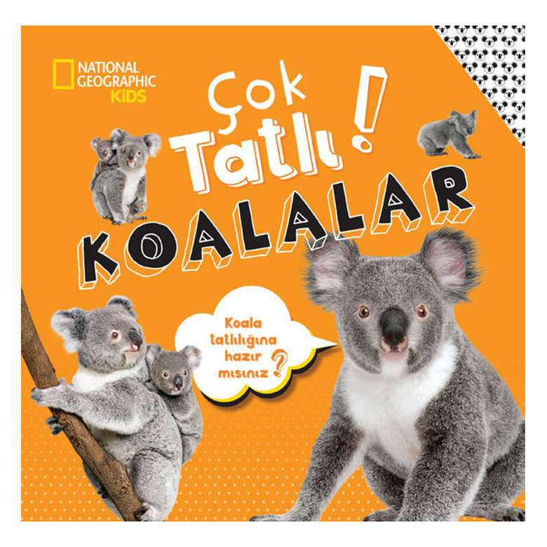 National Geographic Kids - Çok Tatlı Koalalar