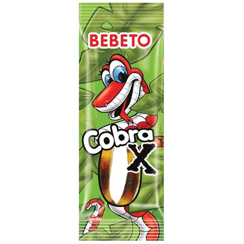 Bebeto Cobra-X Yumuşak Şeker 30 G