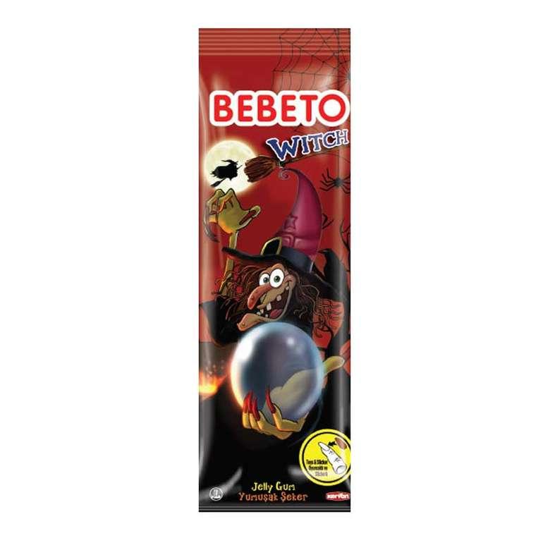 Bebeto Witch Yumuşak Şeker 20 G