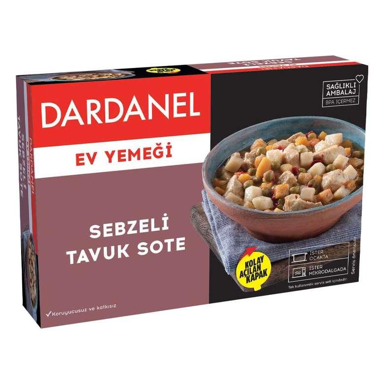 Dardanel Ev Yemeği Sebzeli Tavuk Sote 200 G