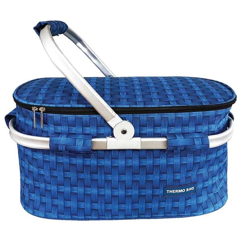 Thermo Piknik Çantası - Mavi
