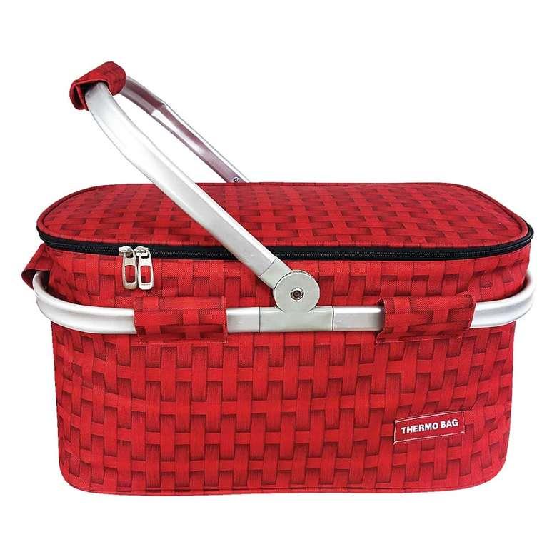 Thermo Piknik Çantası - Kırmızı