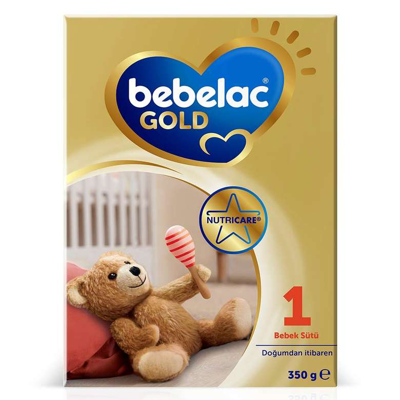 Bebelac Gold 1 Bebek Sütü 350 g 0-6 Ay