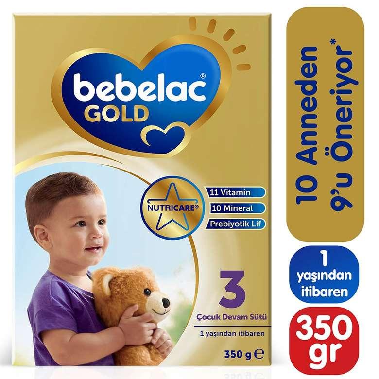 Bebelac Gold Bebek Maması Biberon 3 350 G