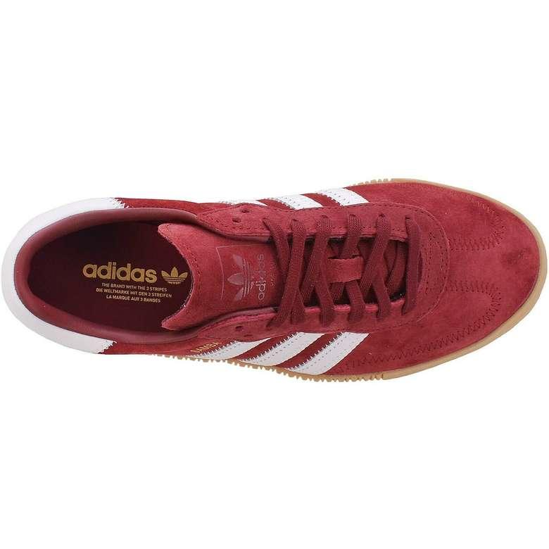 Adidas F36268 Sambarose Kadın, Bordo, 38
