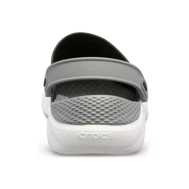 Crocs 204592-05MLITE RI Erkek Siyah - 41-42