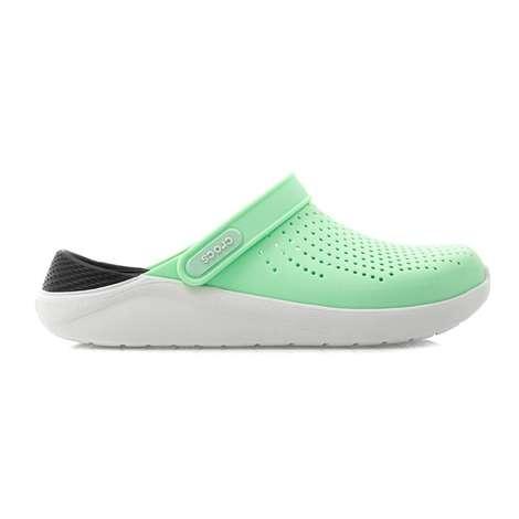 Crocs 204592-3tp Lite R Kadın, Yeşil, 36-37