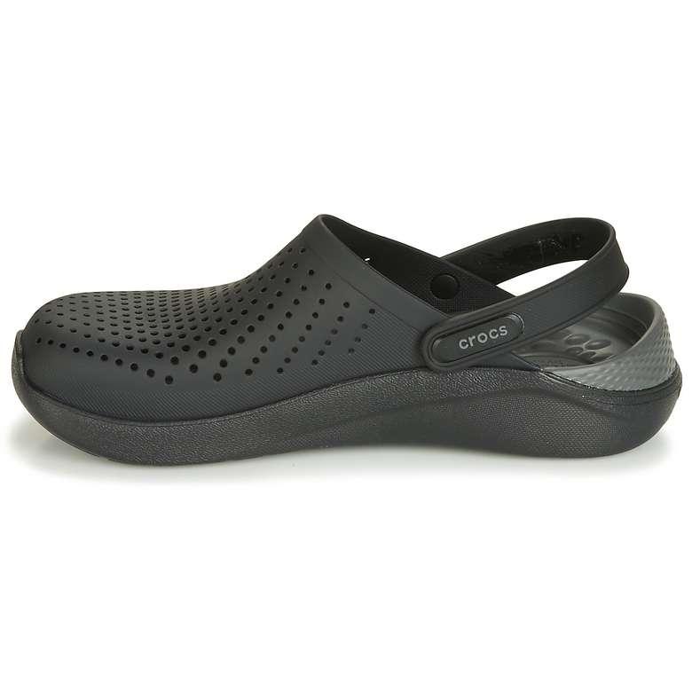 Crocs 204592-0dd Lite Erkek, Siyah, 42-43
