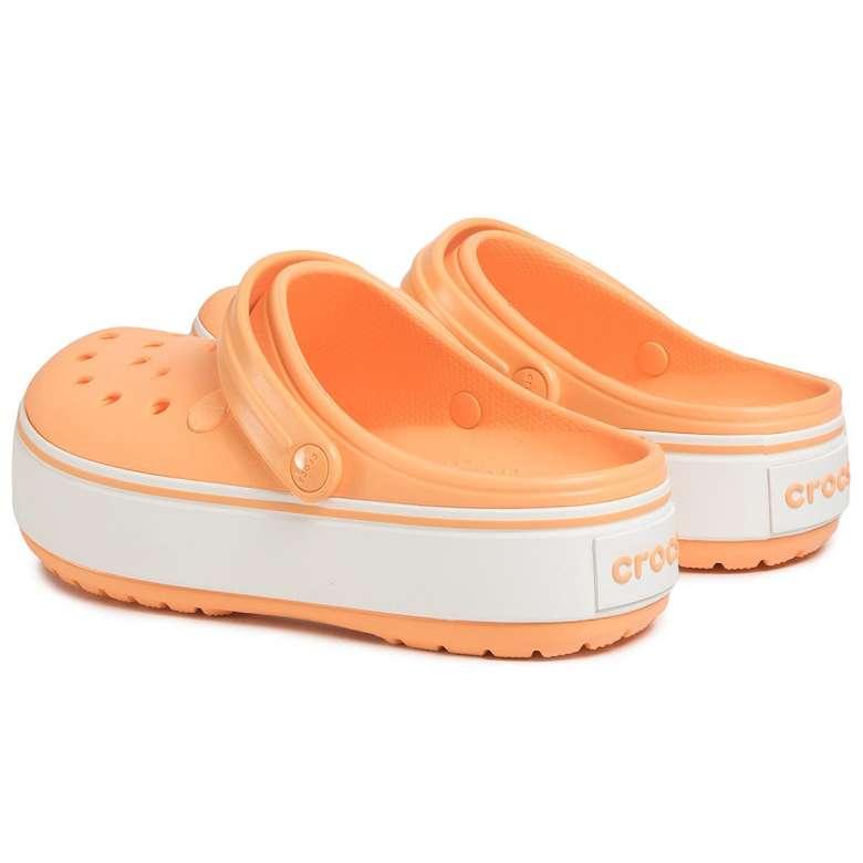 Crocs 205434-82s Platform Kadın, Sarı, 37-38