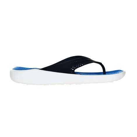 Crocs 205182-462 Lite Erkek, Mavi, 41-42