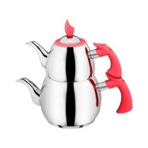 Aksu Yenidem Çelik Çaydanlık