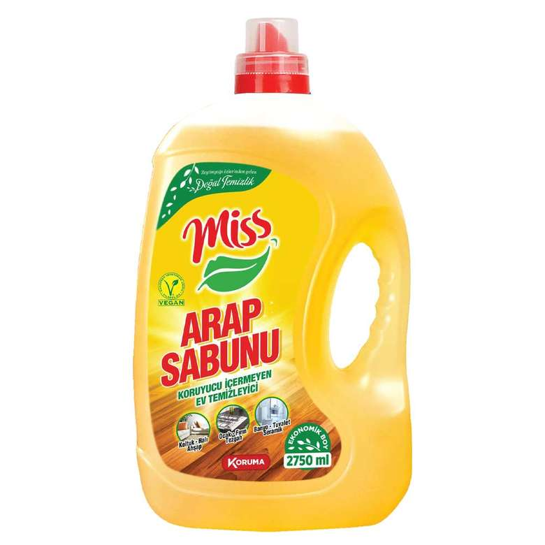 Miss Arap Sabunu 2750 Ml