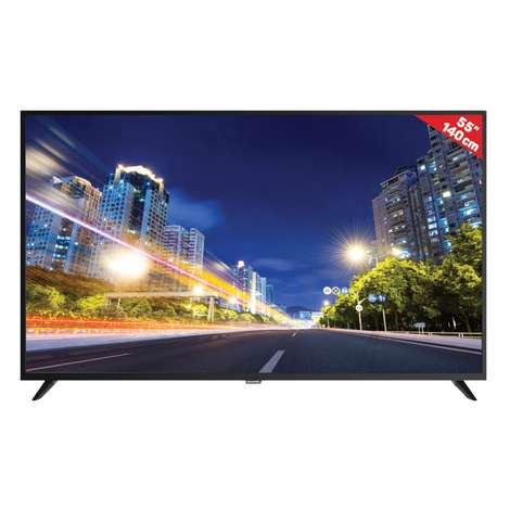 Hi Level  55'' Ultra Hd Android Smart Led TV