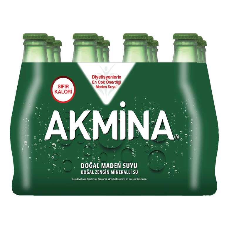 Akmina Maden Suyu 12x200