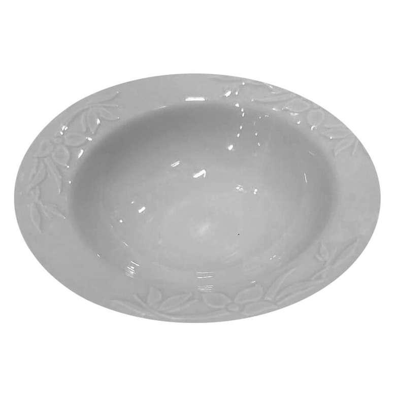 Güral Porselen Gül Desenli 16 cm Kase