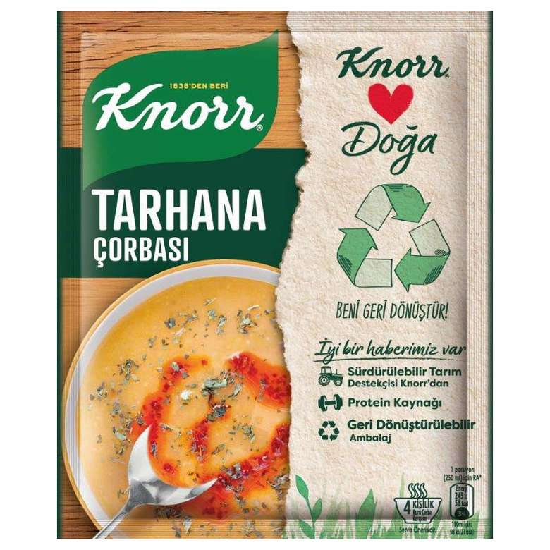 Knorr  Tarhana Çorba 54 G