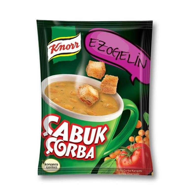 Knorr Çorba Çabuk Ezogelin