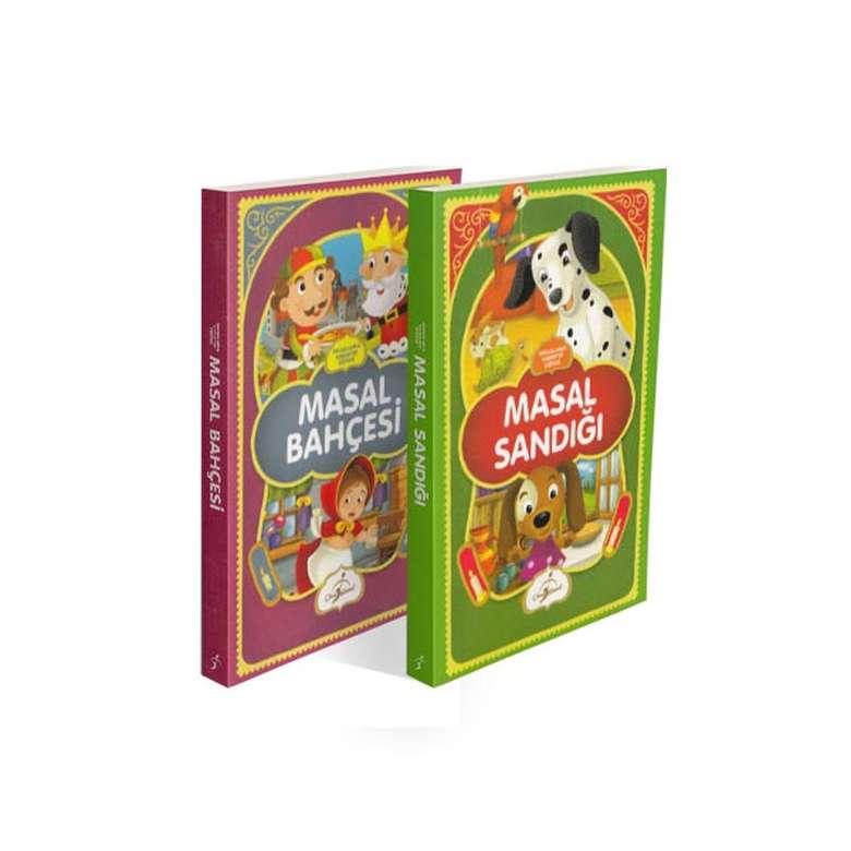 Masal Bahçesi Ve Masal Sandığı - 2 Kitap
