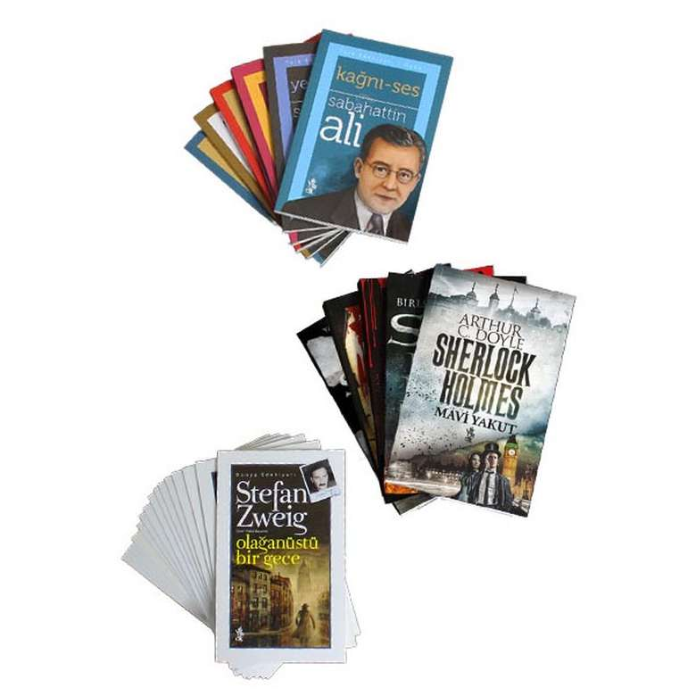 Büyük Roman Seti - 26 Kitap