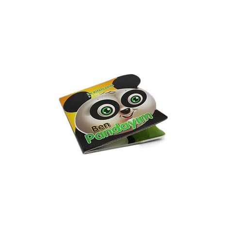 Ben Pandayım - İlk Kitaplarım 0-3 Yaş