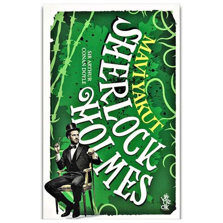 Mavi Yakut - Sherlock Holmes - Venedik Yayınları