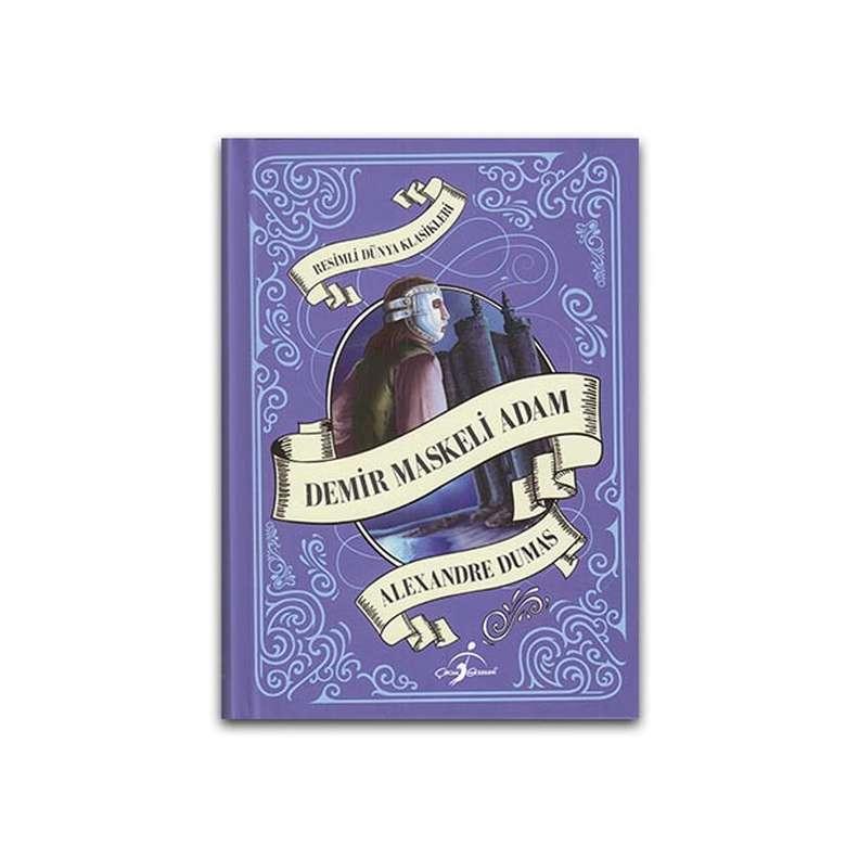 Demir Maskeli Adam - Çocuk Klasikleri - Ciltli