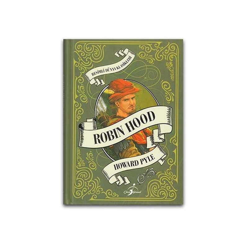 Robin Hood - Çocuk Klasikleri - Ciltli