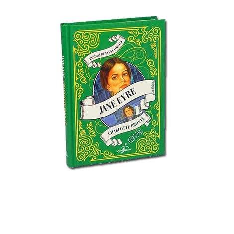 Jane Eyre - Çocuk Klasikleri - Ciltli