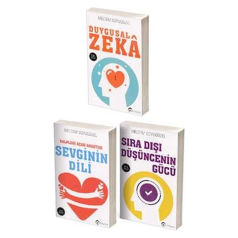 Meltem Soyugüzel Kişisel Gelişim Seti - 3 Kitap