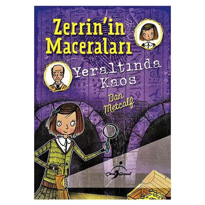 Zerrin'in Maceraları – Yeraltında Kaos