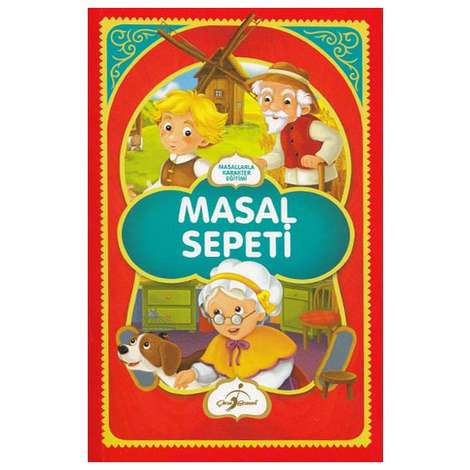 Masal Sepeti - Masallarla Karakter Eğitimi