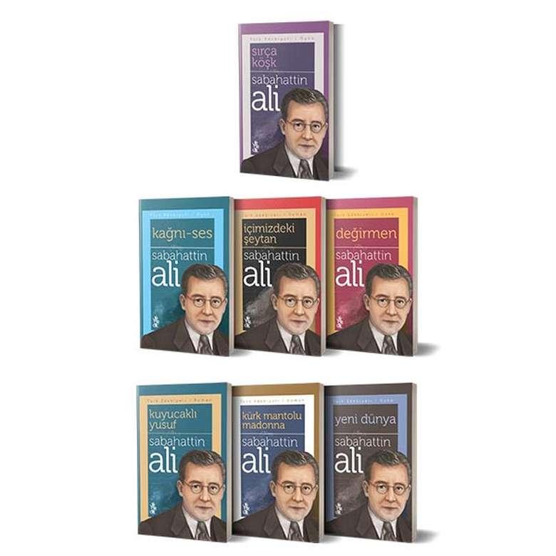 Sabahattin Ali Seti 7 Kitap - Venedik Y