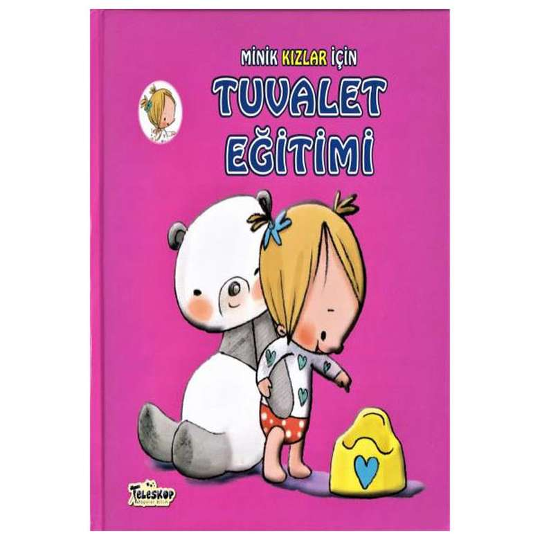 Minik Kızlar İçin Tuvalet Eğitimi - Tele