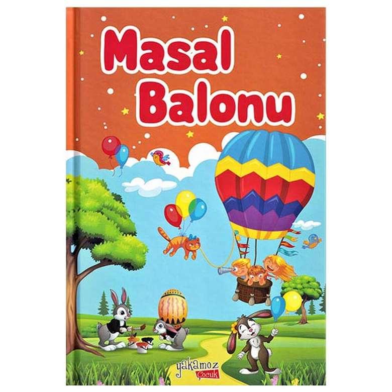 Masal Balonu Ciltli - Yakamoz Yayınları
