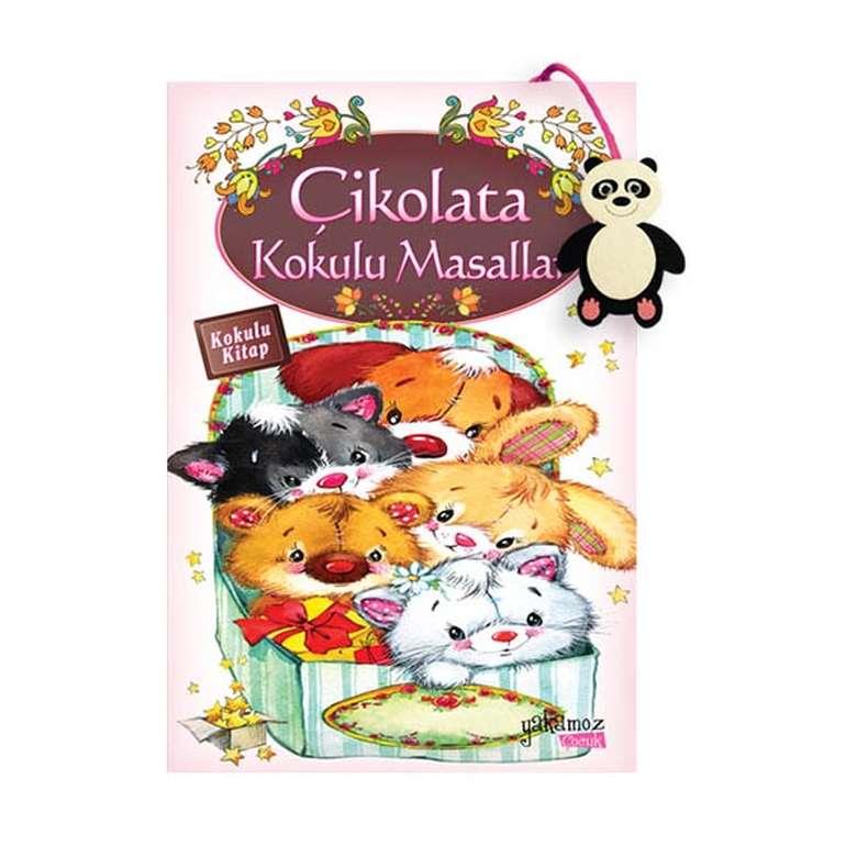 Çikolata Kokulu Masallar - Kokulu Kitap