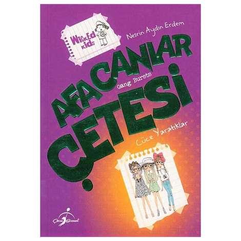 Çocuk Kitap Afacan&nora&lisa Cüce Yaratı
