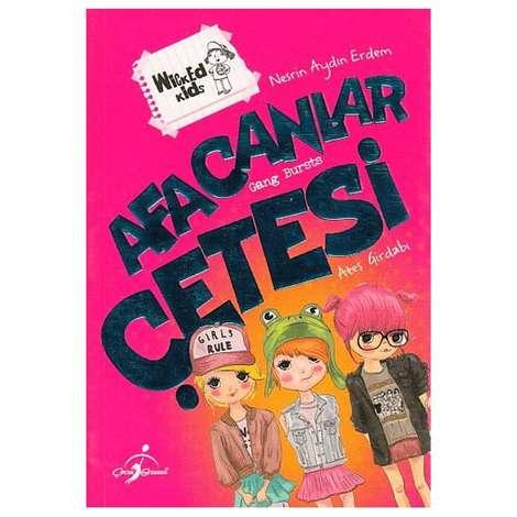 Çocuk Kitap Afacan&nora&lisa Ateş Girdab