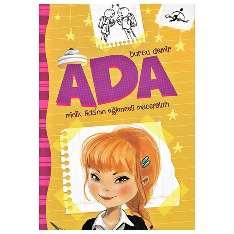 Çocuk Kitap Afacan&nora&lisa Minik Ada