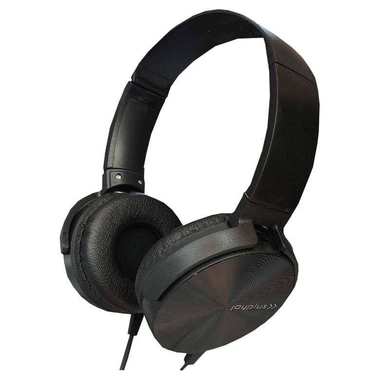 Joyplus JP-3038 Kulaküstü Kulaklık - Siyah